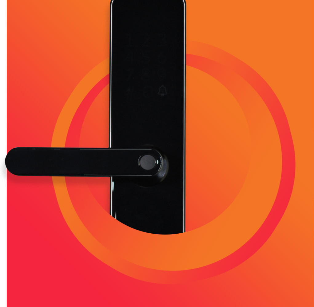 Smart home Lvmina Co. WiFi doorlock